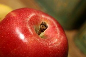 Frukt og grønnsaker for å hjelpe minne