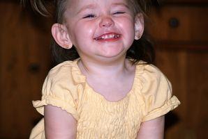 Intern resorpsjon av baby tenner