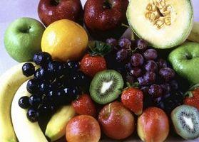 Slik Kombiner Fresh Fruit
