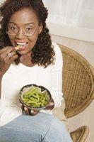 Kalorifattig Vegetar Snacks å gjøre hjemme