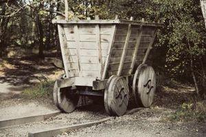 Hvordan bygge en Wooden Traktor Handlekurv