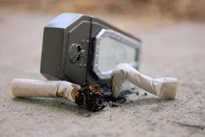Hvordan slutte å røyke uten vektøkning