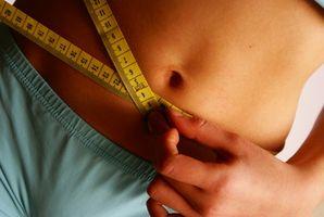 Hvordan beregne Body Fat tapte