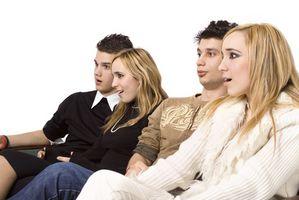 Hvorfor bør du ikke se på TV før sengetid?