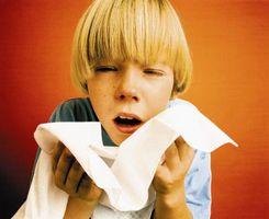 Bath rettsmidler for barn med forkjølelse