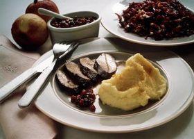 The Cholesterol av Venison vs kolesterol av Beef