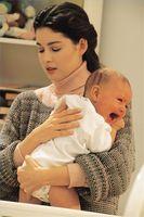 Hvordan diagnostisere Infant ørebetennelse