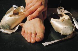 Hvordan Wrap et Foot for Plantar fasciitis