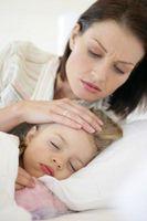 Hvordan behandle gastroenteritt hos barn
