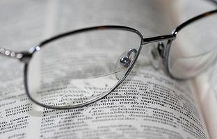 Bifokale briller definisjon