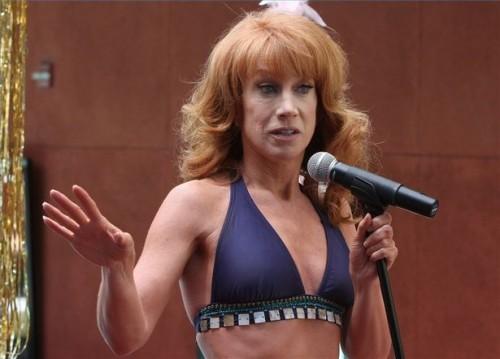 Hvordan trene som Kathy Griffin