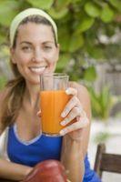 Raw Vegan juicing dietter
