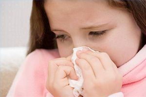 Allergi symptomer hos barn