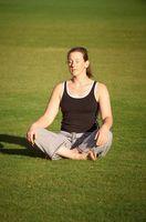 Naturlige måter å slappe kroppen din