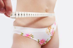 Hvordan bli kvitt fett på Upper Tummy