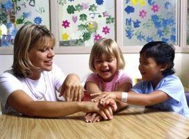 Hvordan hjelpe et barn med språk Disability