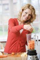 Hvordan lage en Most Diet for en pasient som ikke kan tygge maten