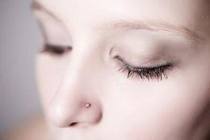 Nose Piercing infeksjon