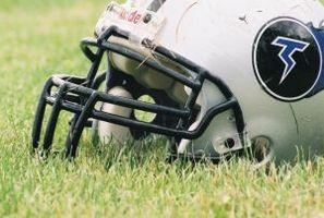 Hvordan du skal Monter en Football Helmet