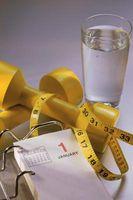 Nyttårsforsett: Hvordan å miste magen fett