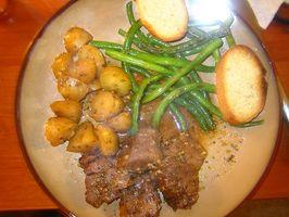 Mat kombinasjoner og vekttap