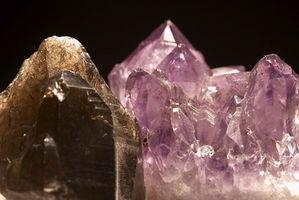 Hvordan skille Typer Healing Crystals