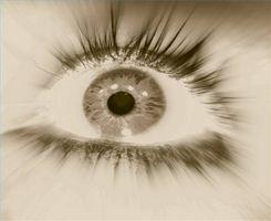 Eye Fokusering Øvelser
