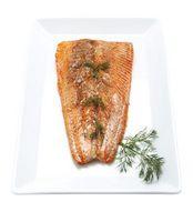 Kjøtt, sjømat og grønnsaker høy i Purines