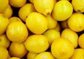Hvordan å gjøre Lemon Diet