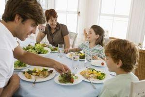 Hvordan Foreldre kan få sine barn til å spise sunt