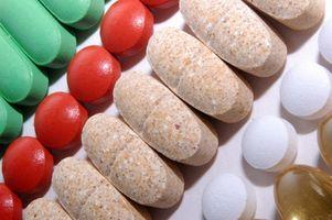 Multivitaminer med urter for kvinner