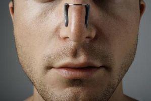 Hvordan slutte å snakke gjennom nesen