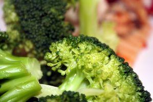 Mest næringsrike rå grønnsaker