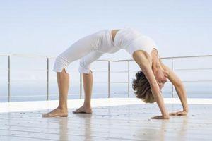 Øvelser for å bygge opp til Gymnastikk Bridge