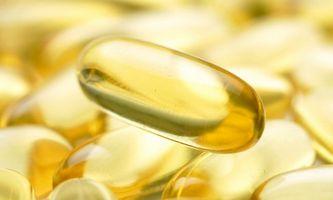 Kan fiskeolje Caplets Nedre høyt kolesterol?