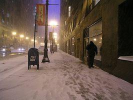 Hvordan de skal overleve i Chicago Winters