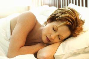 Hvordan å sove med bakhodet Nervesmerter