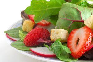 Anti-Inflammatory vs inflammatoriske matvarer