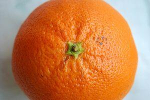 Hvorfor er en Orange Surt?