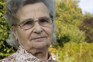 Minneproblemer hos eldre kvinner