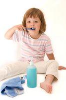 Grunner for dårlig ånde hos barn