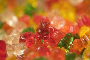 Jern supplement Gummies for barn