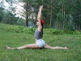 Hvordan bli kvitt edderkopp årer Bruke Yoga