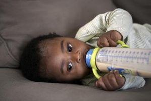 Infant Reaksjoner på Soy Formula
