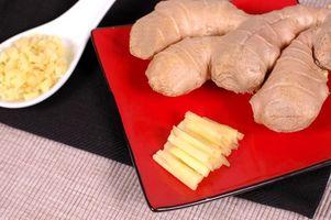 Bivirkninger av Ginger Supplements