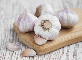 Hva er den ernæringsmessige verdien av hvitløk?