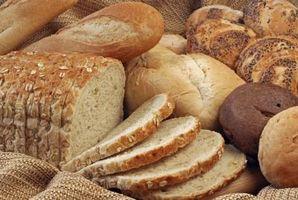 Hvordan å plukke laktosefrie brød og korn