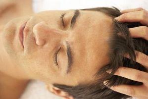 eksem i hodebunn hårtap