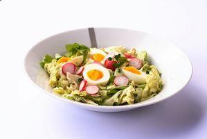Hva er fordelene med å spise sunt porsjoner?