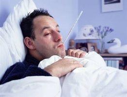 Hvordan er Influensa overføres?